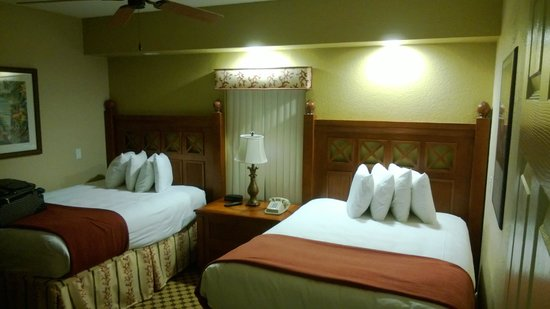 Westgate Town Center Resort & Spa :                   second bedroom