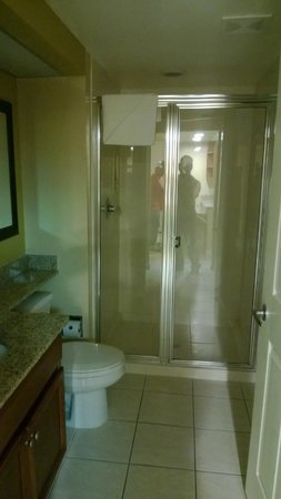 Westgate Town Center Resort & Spa :                   second bath