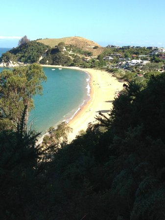 Torlesse Motels:                   Little Kaiteriteri beach