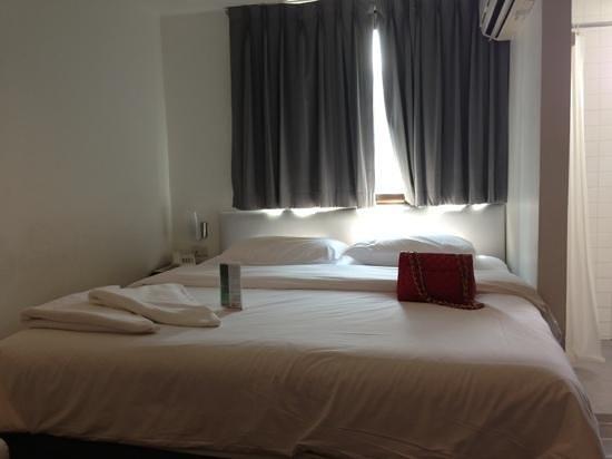 myhotel Pratunam:                   deluxe room