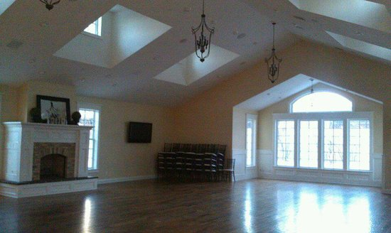 Seasons at the Riter Mansion : Reception Hall added to the rear of the home