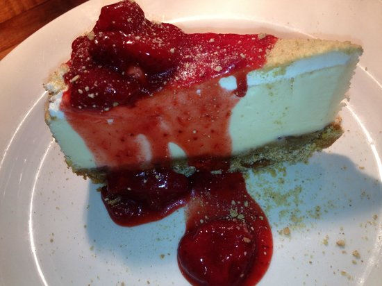 Harvey's :                   Strawberry Jubilations Cheesecake