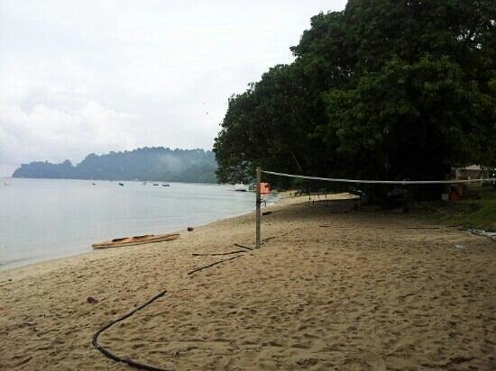 Pangkor Sandy Beach Resort:                   Beach