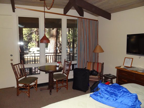 Yosemite Valley Lodge:                   Room # 4127