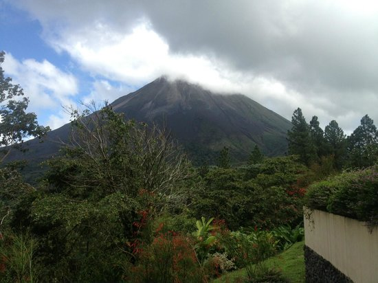 Arenal Observatory Lodge & Spa:                   Awesome view!