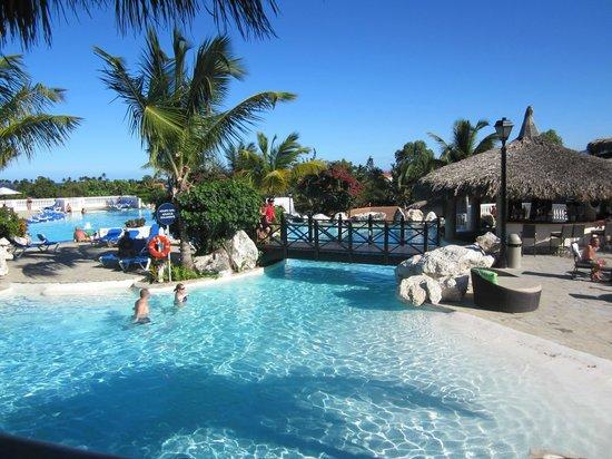Cofresi Palm Beach & Spa Resort:                   main pool