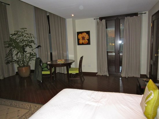 Canal House : Miraflores Suite