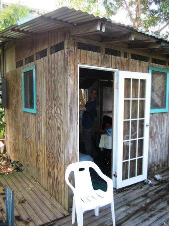 La Finca Vieques: La terrasse de la casita