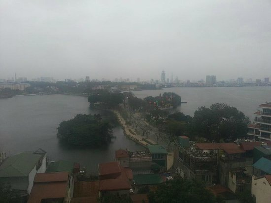 Pan Pacific Hanoi : West lake