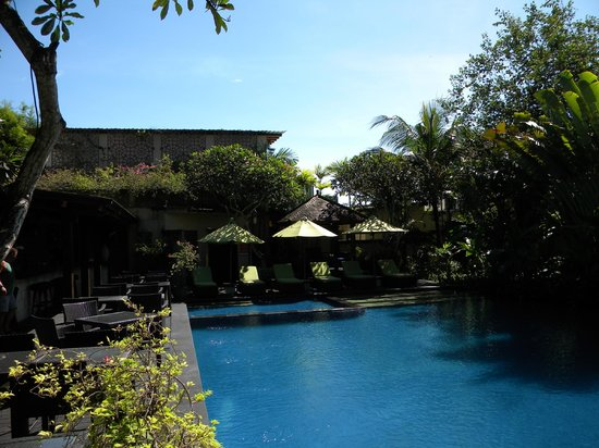Kamuela Villas and Suite Sanur:                   Hotel Restaurant