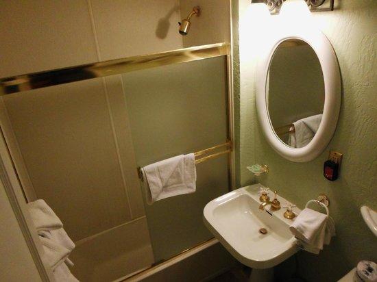El Cortez Hotel & Casino: Vintage Bathroom