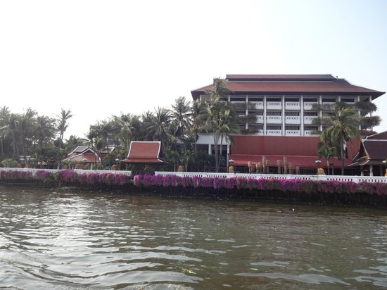 ‪‪Anantara Riverside Bangkok Resort‬:                   Anantara from Riverside