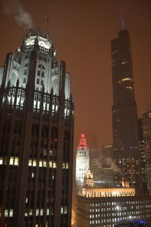 InterContinental Chicago Magnificent Mile:                   Magnificent!