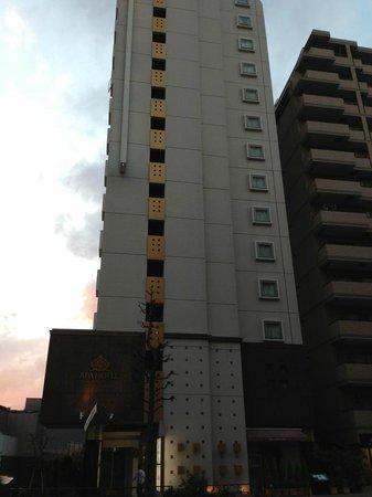 APA Hotel Nishi Azabu :                   Hotel