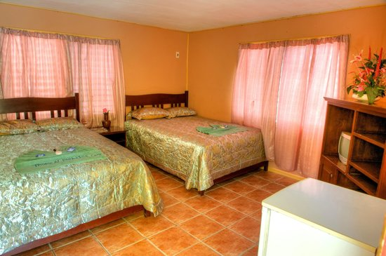 The Tropics Hotel: Cabana