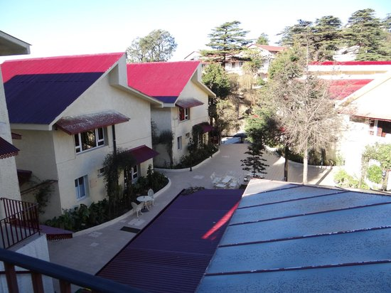 Club Mahindra Mussoorie:                   Cottages