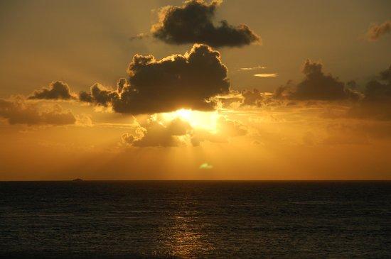 Hotel B Cozumel:                   Sunsets!!