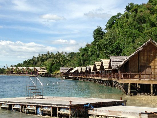 Pearl Farm Beach Resort:                   The Samal Houses