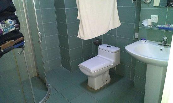 Blue Bay Holiday Apartment:                   Bathroom