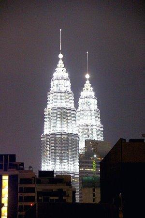 Seri Bukit Ceylon Residences:                   Petronas