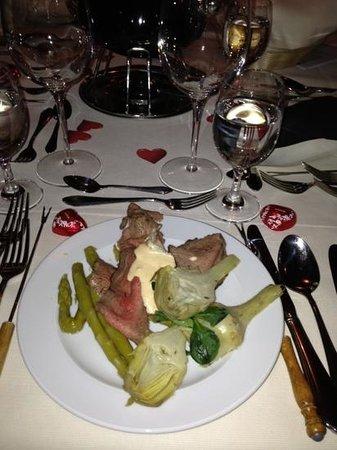 Tirler - Dolomites Living Hotel:                   cena San Valentino