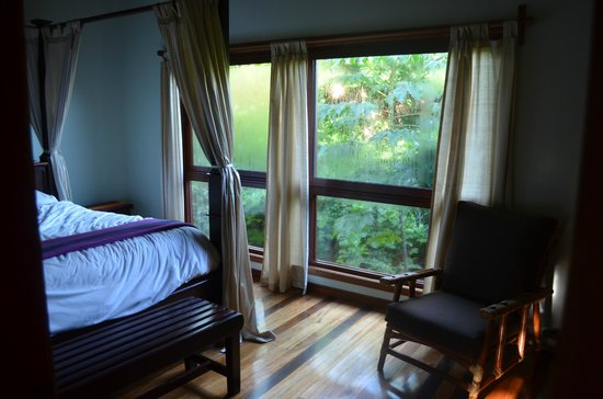 Hamanasi Adventure and Dive Resort:                   deluxe treehouse