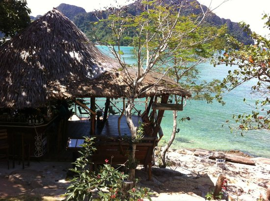 Phuphaya Seaview Resort:                   Hotelbar