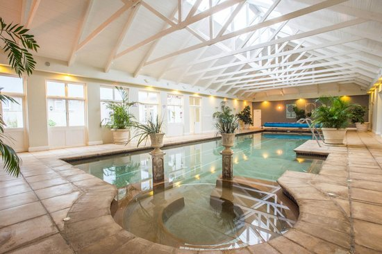 Fordoun Spa Hotel Restaurant: Indoor Pool and Jacuzzi