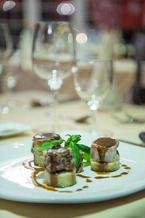 Fordoun Spa Hotel Restaurant: Skye Bistro