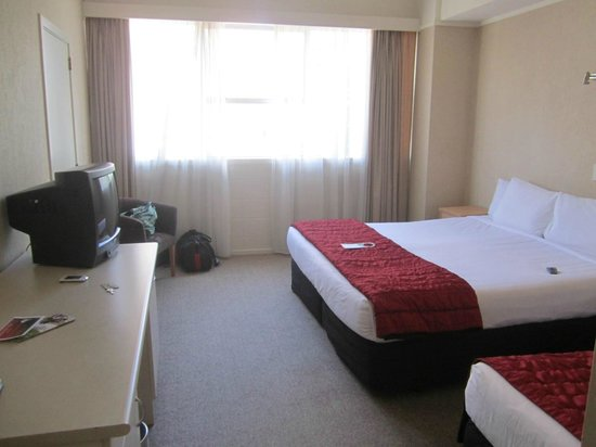 Mercure Wellington Abel Tasman Hotel:                   Standard room