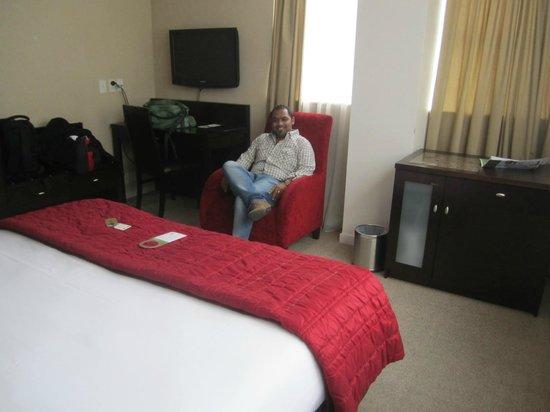 Mercure Wellington Abel Tasman Hotel:                   Suite room                 