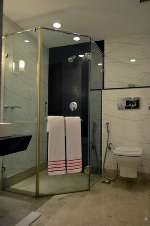SFO Hotel and Suites: Bath Room
