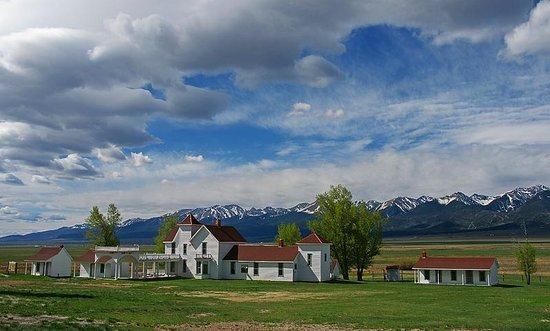 The Historic Beckwith Ranch:                   Beckwith Ranch #2