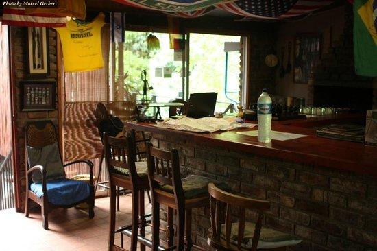 Old Vic Traveller's Inn:                   Bar