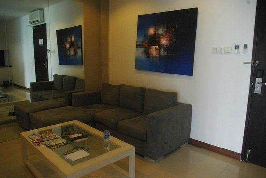 Umalas Hotel and Residence:                   Lounge Area