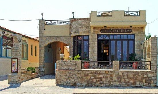 Hesperia Hotel: HOTEL
