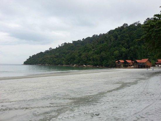 Pangkor Island Beach Resort:                   Near beach area