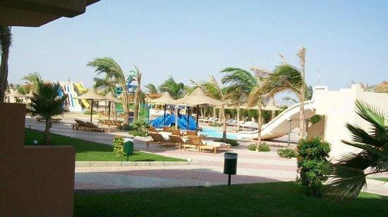 The Three Corners Sea Beach Resort:                                     11