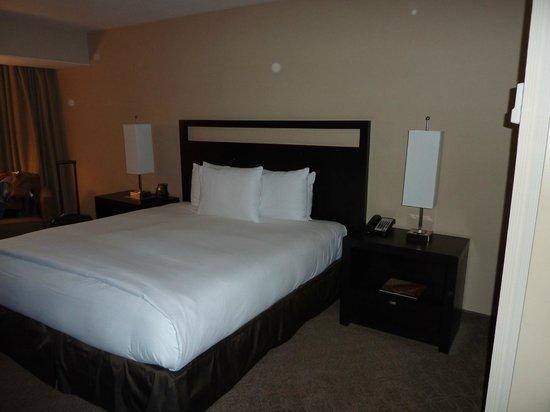 Hilton Anaheim:                   Standard-Zimmer King-Size