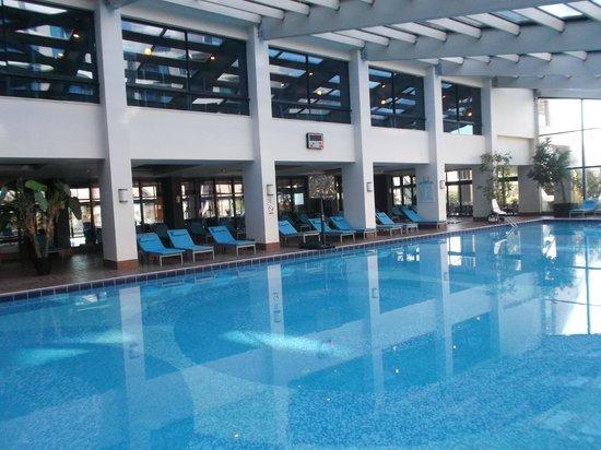 Susesi Luxury Resort:                   Indoor Pool