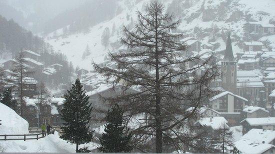 Chalet Hotel Schoenegg:                                     Zermatt