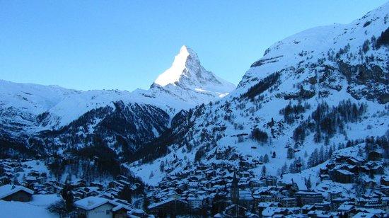 Chalet Hotel Schoenegg:                                     Matterhorn