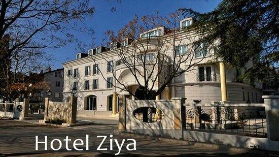Hotel Ziya:                   Ziya