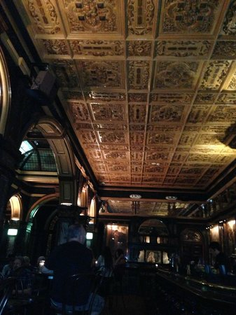 Hilton Sydney:                   Marble Bar