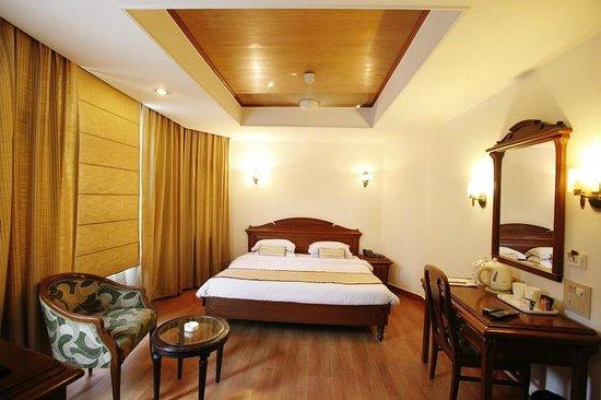 Hotel Park Residency: Hotel Room