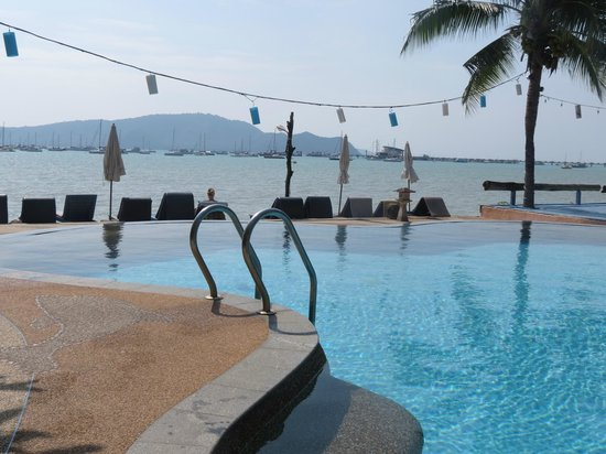 Ao Chalong Villa & Spa:                   Ao Chalong Hotel Pool