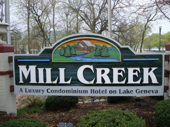Mill Creek Hotel:                   Checker