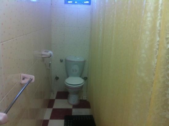 Dahab Plaza Hotel:                                                       toilet
