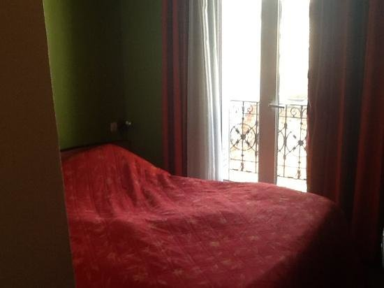 Timhotel Boulogne Rives De Seine:                   bed