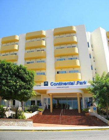Hotel Roc Continental Park
